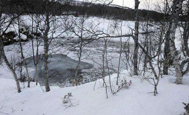 Täältä sukeltajat lähtivät kohtalokkaalle matkalleen viime helmikuussa.