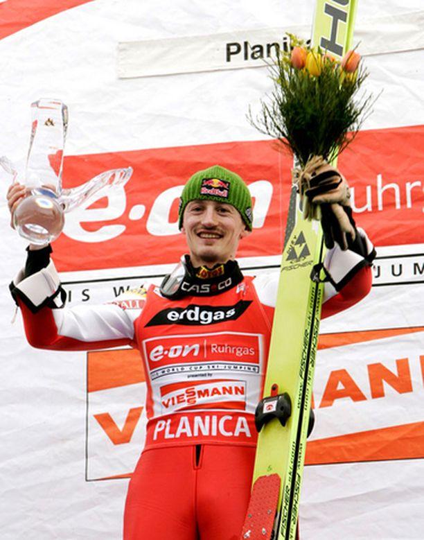 Adam Malyszille voitto oli jo kahdeksas viimeisessä 11 kilpailussa.