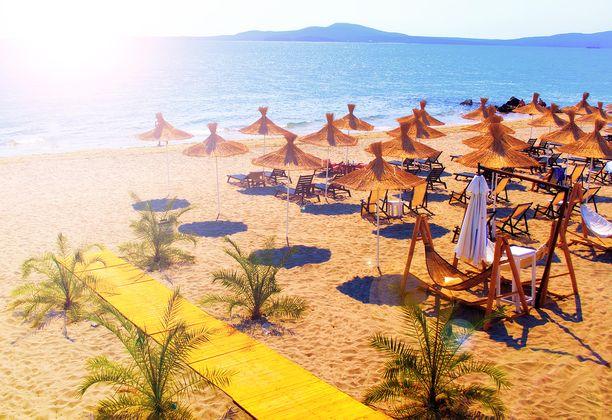 Bulgarian rannoilla on edullista lomailla, vakuuttaa tuore hintavertailu.