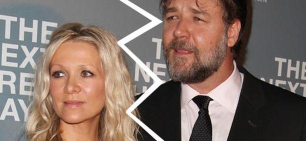 Russell Crowe ja Danielle Spencer eroavat oltuaan naimisissa yhdeksän vuotta.