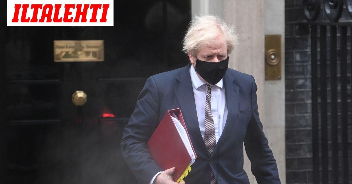 Boris Johnson: Brittivariantin kuolleisuus kolmanneksen korkeampi kuin alkuperäisessä