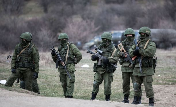 Venäjä on järjestänyt viime kuukausien aikana useita sotaharjoituksia arktisilta alueilta Mustallemerelle.