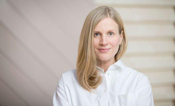 Suunnittelija Linda Bergroth