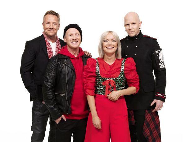 Olli Lindholm, Redrama, Anna Puu ja Toni Wirtanen kamppailevat siitä, kuka saa tiimiinsä parhaat laulajat.