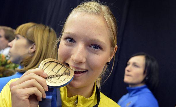 Moa Hjelmerin raiskaustarina järkyttää Ruotsin yleisurheilupiirejä.