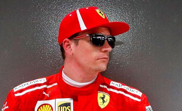 Kimi Räikkönen keuhkosi kunnolla.