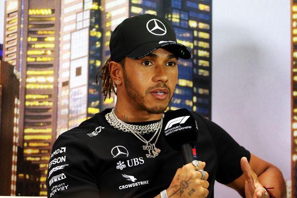 Lewis Hamilton on ollut tasa-arvon äänenä formulapiireissä.