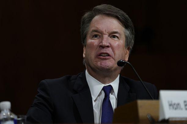 Brett Kavanaugh oli vihainen poliittisesta prosessista ja ryöpytyksestä, jonka kohteeksi hän on joutunut. Hän kiisti torstaina tehneensä niitä asioita, mistä häntä syytettiin.
