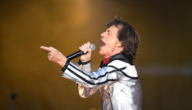 Mick Jagger on lehtitietojen mukaan jälleen sinkku.