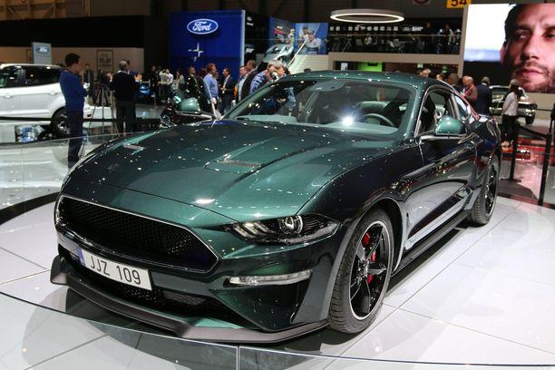 Ford Mustang Bullitt.
