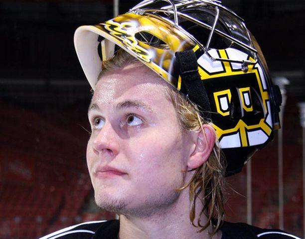 Hannu Toivonen on pelannut Bostonissa kaudesta