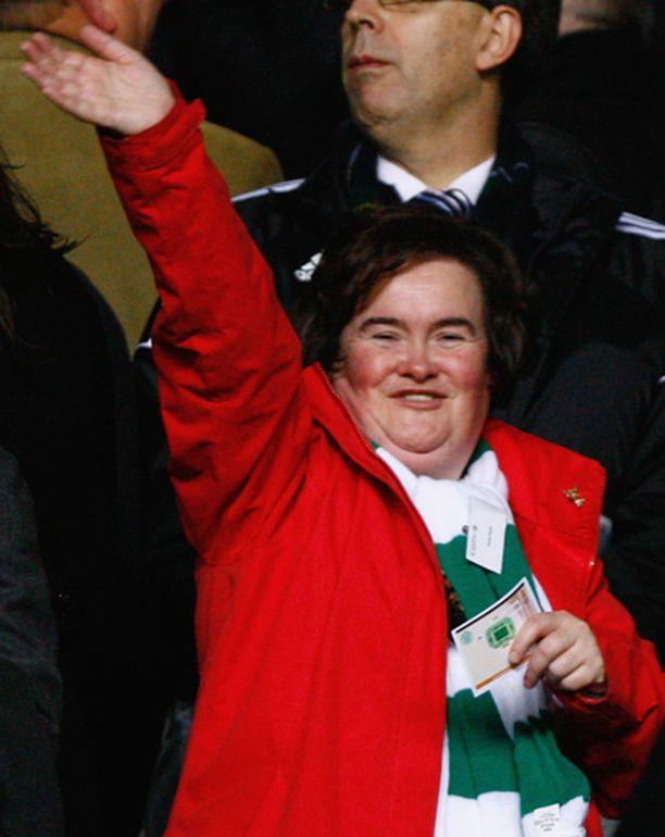 Suosio on pakottanut Susan Boylen hankimaan erikoissuojelua.