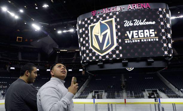 Vegas Golden Knights ei välttämättä olekaan uuden NHL-seuran nimi ensi kaudella.