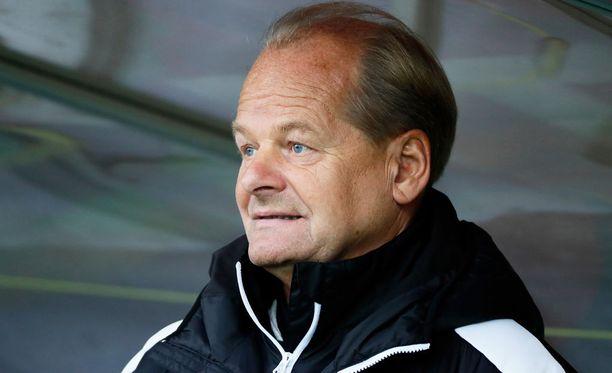 Antti Muurisen HIFK on ajautumassa karsintoihin.