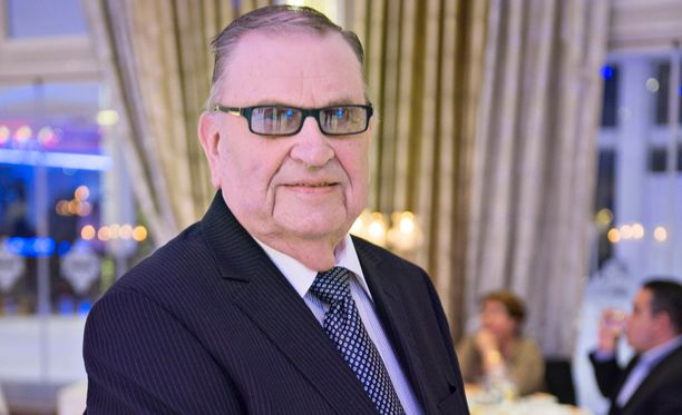 Eino Makunen on Miss Suomi -kisan taustalla olevan Finnartist Oy:n pomo.