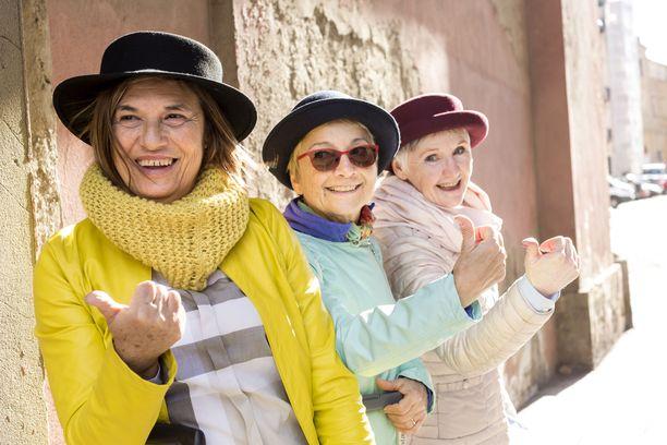 Mitä kaikkea voisikaan ja ehtisikään tehdä, jos ikävuodet eivät veisi terveyttä!