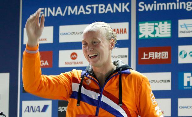 Inge Dekkerin selviytymistarina huipentuu elokuussa Rion olympialaisissa.