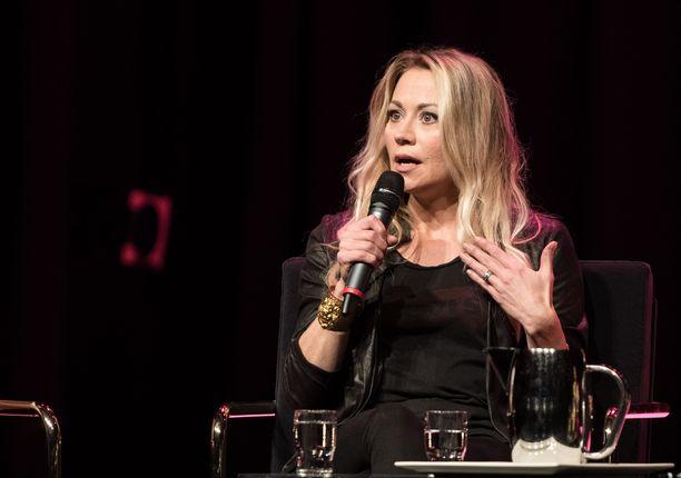 Anna Erikssonista tuli tähti kykyjenetsintäkilpailun kautta 1990-luvulla.
