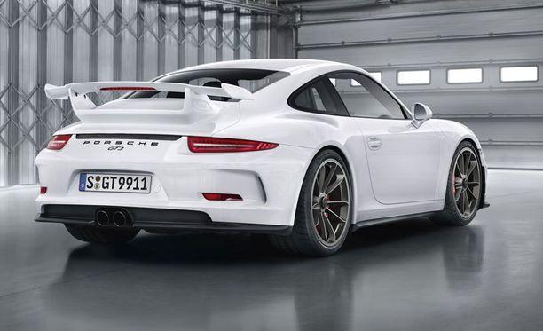 Porsche GT3 -mallia on myyty tänä vuonna 785 kappaletta.