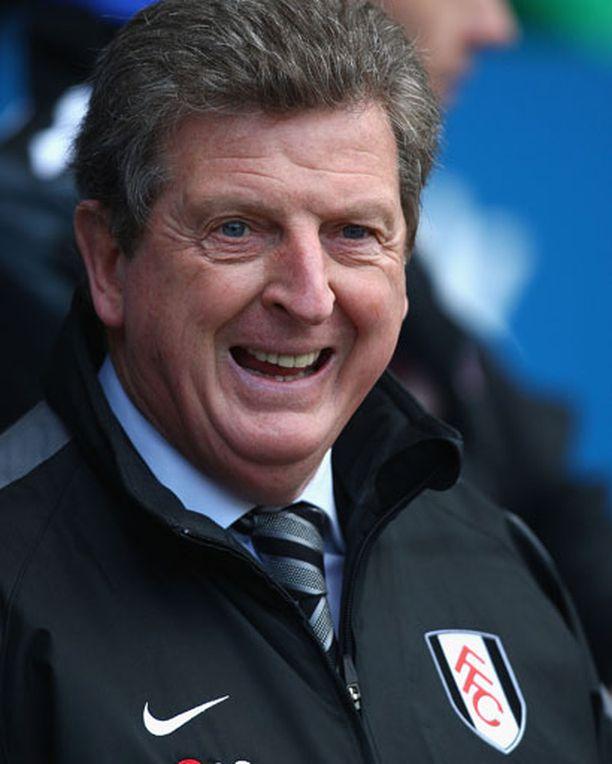 Roy Hodgson yrittää jallittaa ManU:a Craven Cottagella.