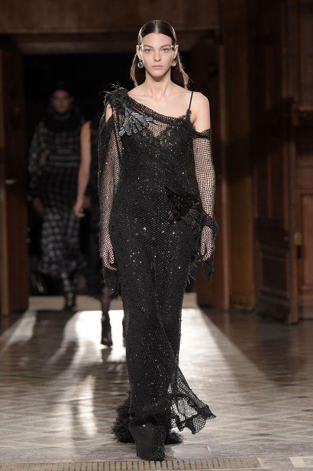 Givenchy haute couture kevät-kesä 2017