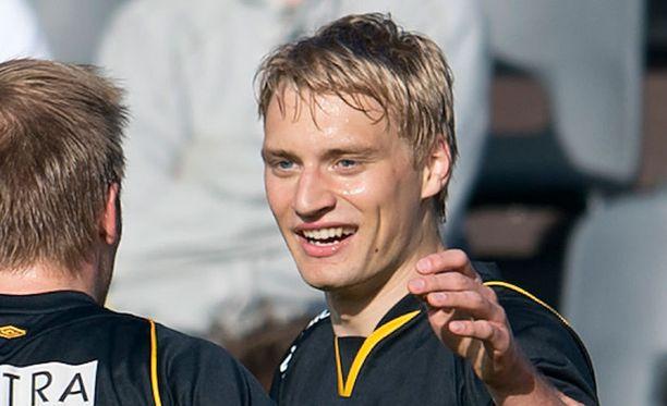 Tim Väyrynen (arkistokuva).