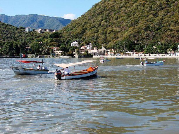 Chapala-järven rannalla asuu paljon amerikkalaisia ja kanadalaisia eläkeläisiä.