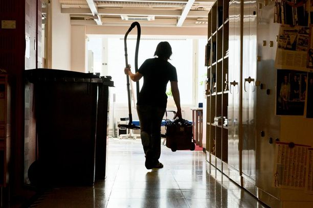 Siivoojille on paljon paikkoja avoinna.
