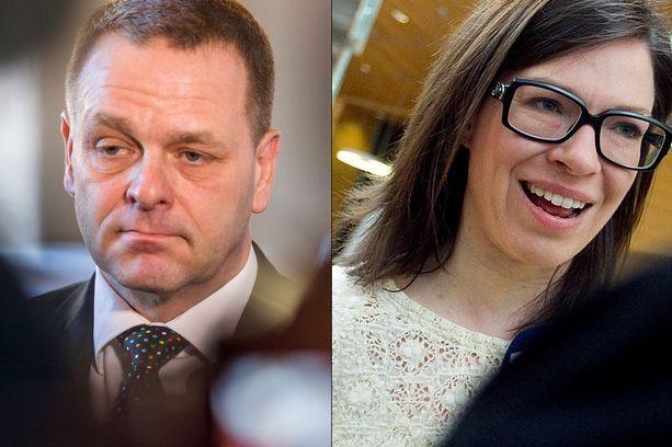 Helsinki saa tänä keväänä pormestarin. Kokoomuksen listoilta ehdolle on asetettu Jan Vapaavuori, vihreissä puolestaan luotetaan Anni Sinnemäen kykyyn johtaa kaupunkia.