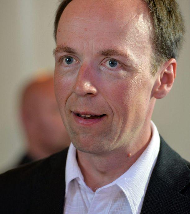 Europarlamentaarikko Jussi Halla-aho on samoilla linjoilla Olli Immosen kanssa.