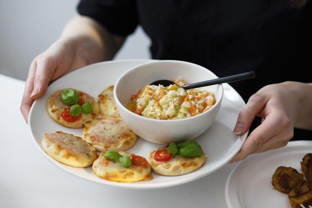 On tärkeää muistaa syödä säännöllisesti pitkin päivää. Aamupala, lounas, välipala, päivällinen ja iltapala pitävät huolta jaksamisesta liikkuvan ihmisen arjessa.