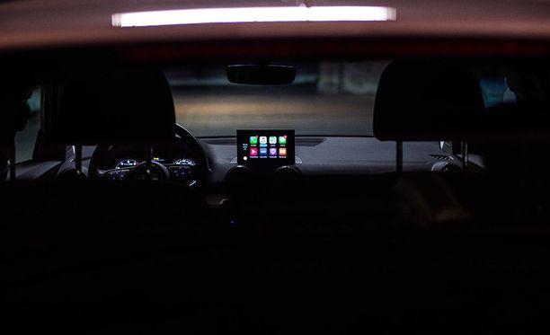 Suomessa Apple CarPlay vaatii toimiakseen lisävarusteisen navigaatiojärjestelmäpaketin.