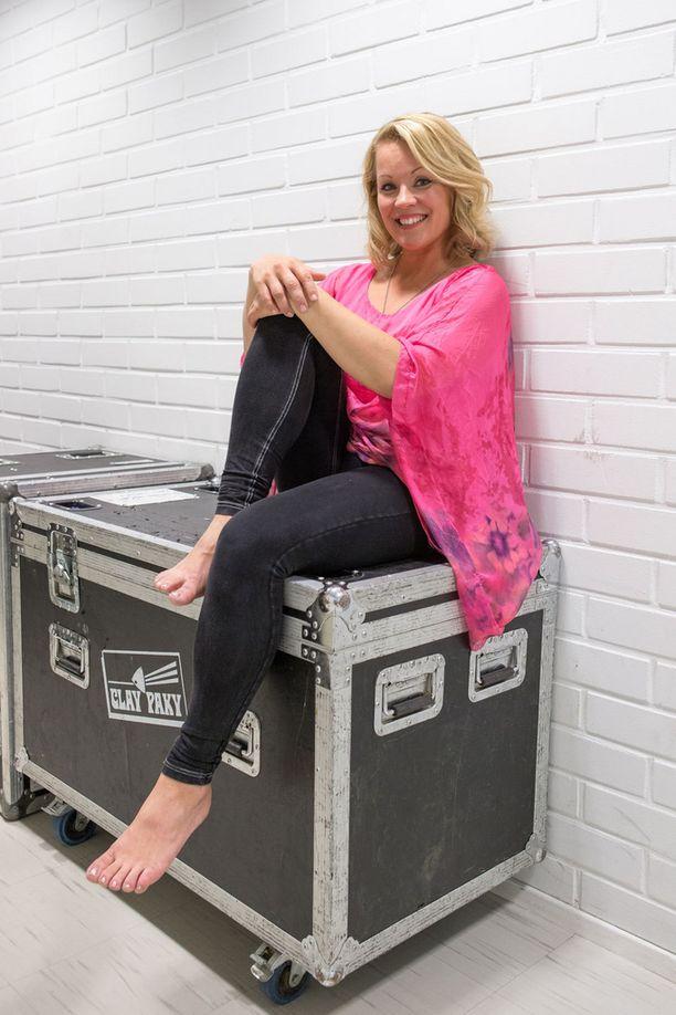 Heidi Pakarisen mukaan hänen ja Mika Pohjosen eropäätös oli kytenyt jo pidempään.