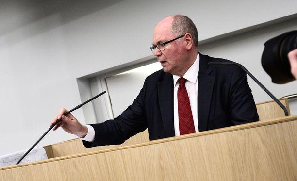 Raatikaisen mukaan Heinäluoma olisi kieltänyt Vilks-tilaisuuden.