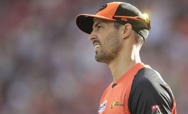 Mitchell Johnson on australialaisen kriketin eläviä legendoja.