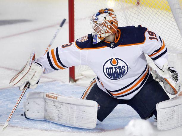 Mikko Koskinen sorvasi rahakkaan jatkosopimuksen Edmontonin kanssa.