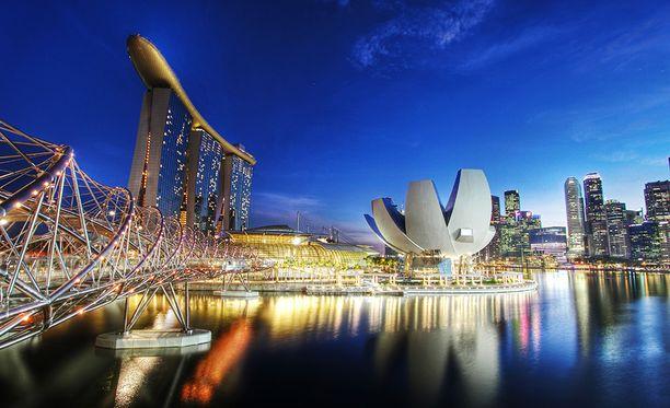 Pienessä Singaporen kaupunkivaltiossa on perinteisesti ollut käytössä ankarat rangaistukset.