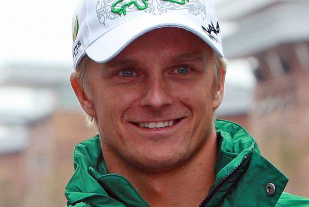 Heikki Kovalainen yrittää toistaa vuoden 2004 tempun.