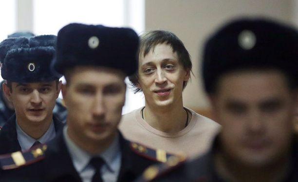 Pavel Dmitritshenko sai kuuden vuoden vankilatuomion.