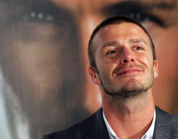 David Beckham haluaa auttaa Englannin kisaisännäksi.