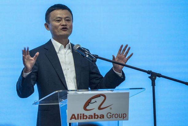 Jack Ma oli kateissa marraskuusta lähtien.