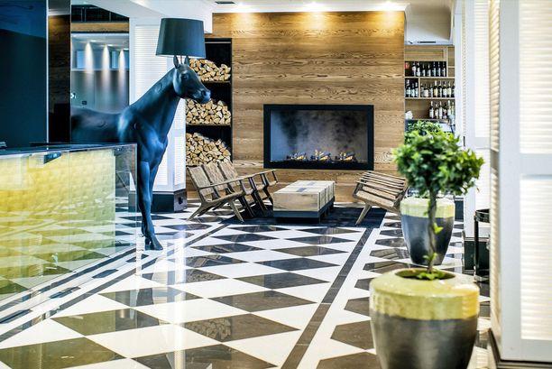 Lilla Roberts on vertailun mukaan Pohjoismaiden toiseksi paras pääkaupunkihotelli.
