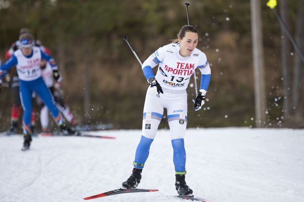 Nastassia Kinnunen saa edustaa Suomen maajoukkuetta.