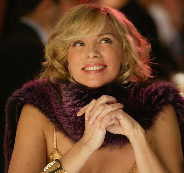 Kim Catrall on tullut tunnetuksi estottomana Samantha Jonesina.