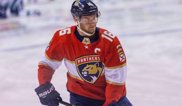 Aleksander Barkovilla ja Florida Panthersilla on paljon parannettavaa ennen lauantaina alkavia pudotuspelejä.