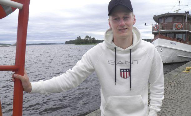 Rasmus Karjalaisen KuPS haastaa tänään FC Kööpenhaminan.