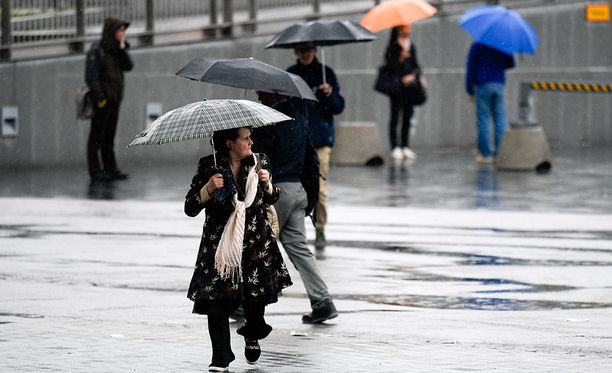 Sää jatkuu kovin tutunlaisena myös tiistaina.