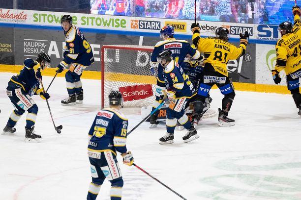 Mikkelin Jukureilla alkaa olla panokset vähissä SM-liigan runkosarjassa. Mikä on joukkueen motivaatio?