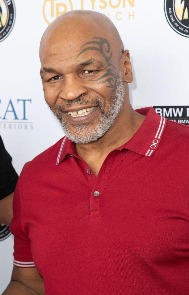 Mike Tyson on ollut mukana kannabisliiketoiminnassa reilut pari vuotta.