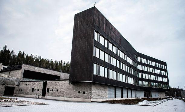 Valtorin toimipiste Rovaniemellä.